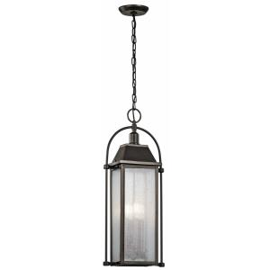 Harbor Row - Four Light Outdoor Hanging Lantern