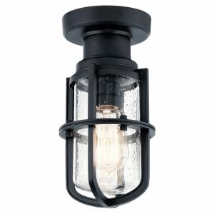 Suri - One Light Outdoor Flush Mount