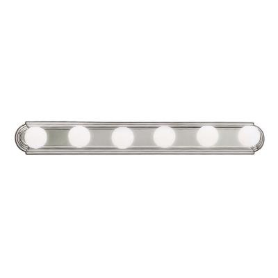 Kichler Lighting 5018NI Six Light Bath Bar