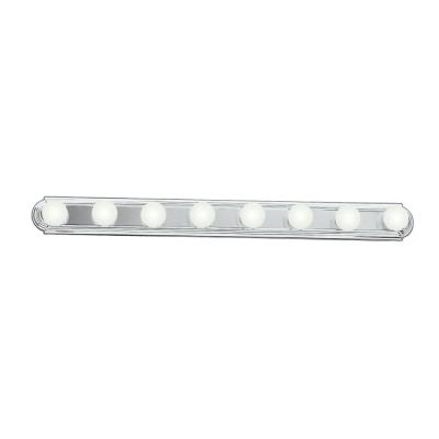 Kichler Lighting 5019CH Eight Light Bath Fixture