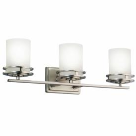 Kichler Lighting 5078NI Hendrik - Three Light Bath Fixture