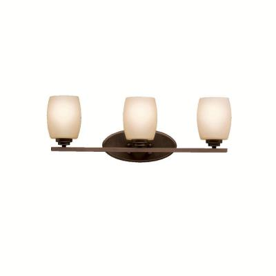 Kichler Lighting 5098OZ Eileen - Three Light Bath Fixture