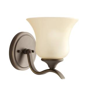 "Wedgeport - 7"" 9W 1 LED Wall Sconce"