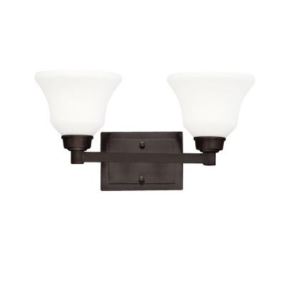Kichler Lighting 5389OZ Langford - Two Light Bath Bar