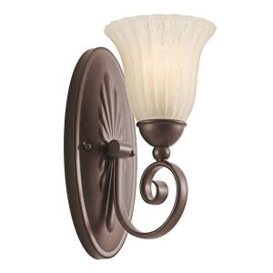 Willow More - One Light Wall Sconce