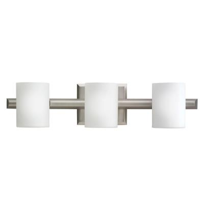 Kichler Lighting 5967NI Tubes - Three Light Bath Bar