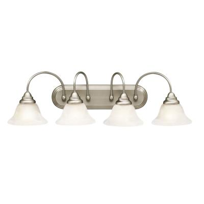 Kichler Lighting 5994NI Telford - Four Light Bath Fixture