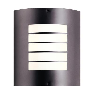 Kichler Lighting 6040AZ Newport - One Light Outdoor Wall Mount