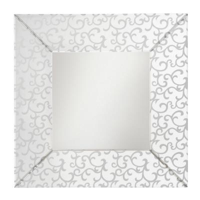 "Kichler Lighting 78120 Scroll - 35.5"" Mirror"
