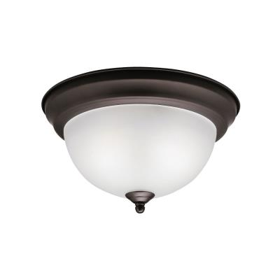 Kichler Lighting 8111OZ Two Light Flush Mount