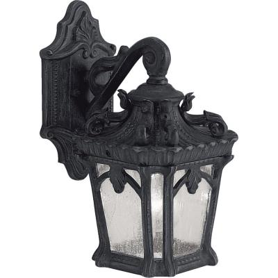 Kichler Lighting 9355BKT Tournai - One Light Outdoor Wall Mount