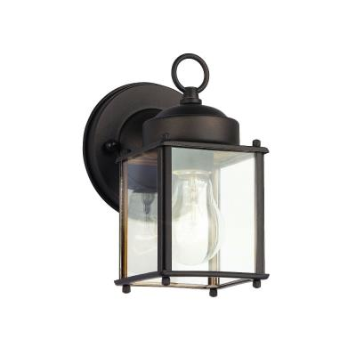 Kichler Lighting 9611OZ New Street - One Light Outdoor Wall Bracket