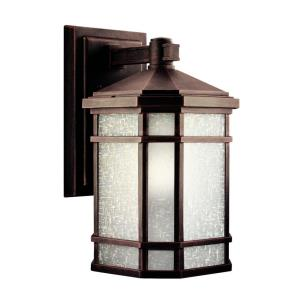 Cameron - One Light Outdoor Wall Mount