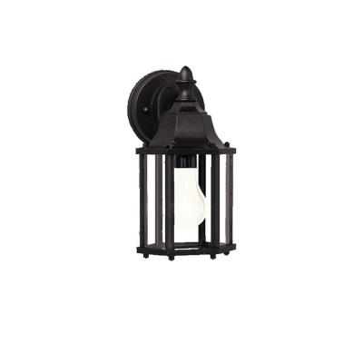 Kichler Lighting 9774BK Chesapeake - One Light Outdoor Wall Mount