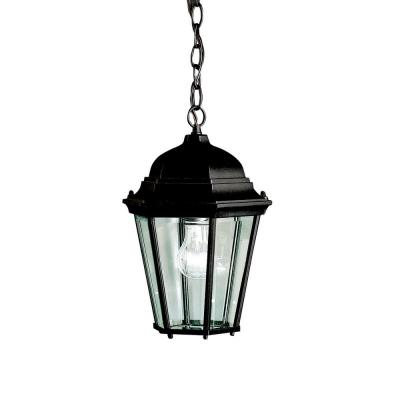 Kichler Lighting 9805BK Madison - One Light Outdoor Pendant