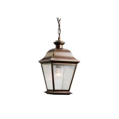 Kichler Lighting 9809OZ Mount Vernon - One Light Outdoor Pendant