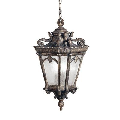Kichler Lighting 9855LD Tournai - Three Light Outdoor Pendant