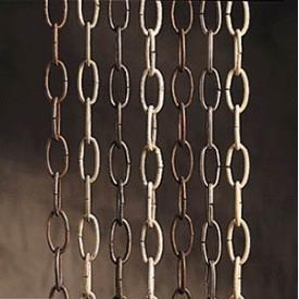 "Kichler Lighting 4901NI Accessory - 36"" Decorative Chain"
