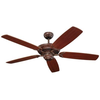 "Monte Carlo Fans 5CO52TB Colony - 52"" Ceiling Fan"