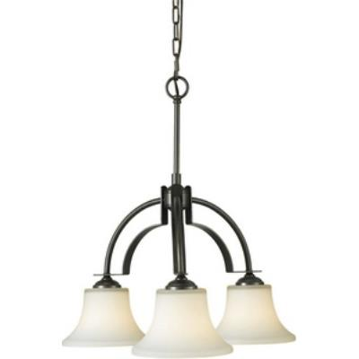 Feiss F2250/3ORB Barrington - Three Light Chandelier