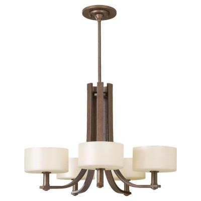 Feiss F2405/5CB 5 Light Chandelier