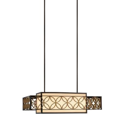 Feiss F2468/4 Remy - Four Light Chandelier