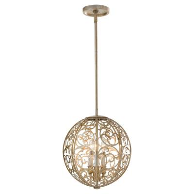 Feiss F2538/3SLP Arabesque - Three Light Chandelier