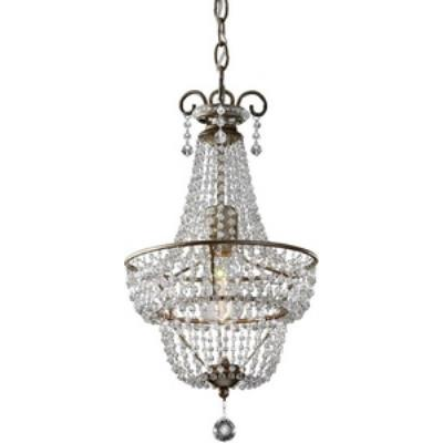 Feiss F2709/1BUS Dutchess - One Light Chandelier