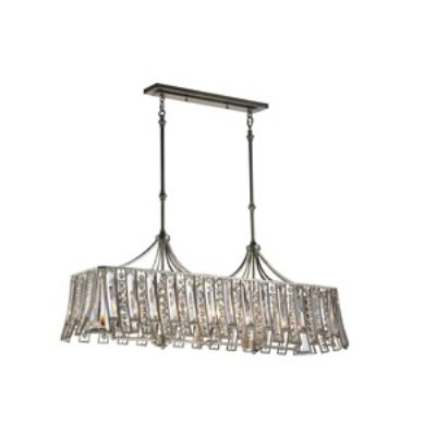 Feiss F2947/8 Soros - Eight Light Chandelier