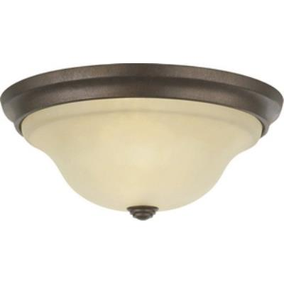 Feiss FM251CB Vista - Two Light Flush Mount