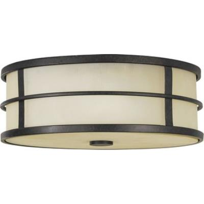 Feiss FM257GBZ The Fusion Collection Flushmount