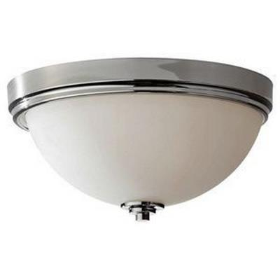 Feiss FM373PN Malibu - Three Light Flush Mount