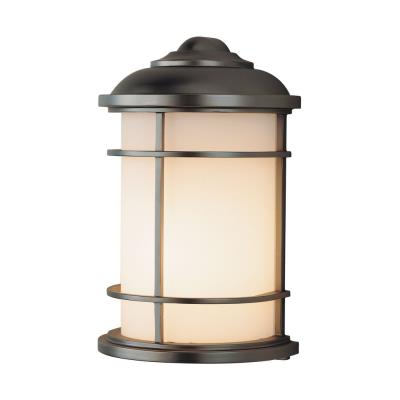Feiss OL2203BB Wall Mount Lantern