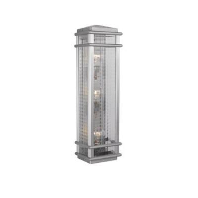 Feiss OL3404BRAL The Monterey Coast Collection Outdoor Lantern - Half Wb