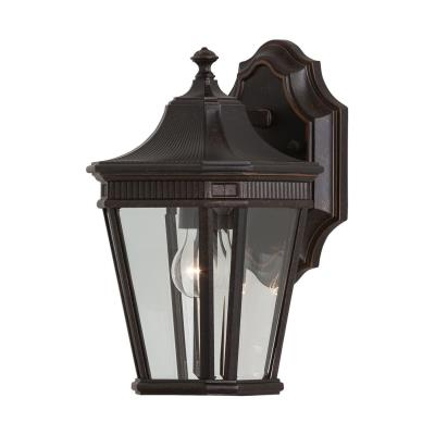 Feiss OL5400GBZ Cotswold Lane - One Light Outdoor Wall Lantern