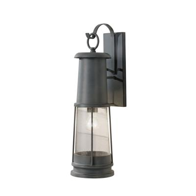 Feiss OL8102STC Chelsea Harbor - 24 Inch One Light Outdoor Wall Lantern
