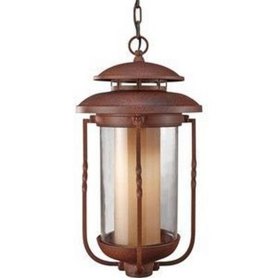 Feiss OL9211CN Menlo Park - One Light Outdoor Hanging Lantern