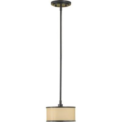 Feiss P1137DBZ 1-Light Casual LuxuryMini Pendant