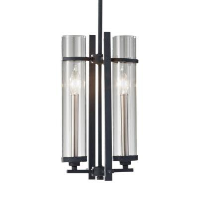 Feiss P1251AF/BS Ethan - Two Light Mini-Pendant