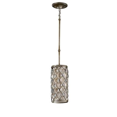 Feiss P1258BUS Lucia - One Light Mini-Pendant