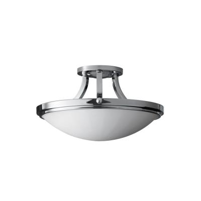 Feiss SF283CH Perry - Two Light Semi-Flush Mount