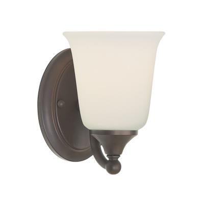 Feiss VS10501-ORB Claridge - One Light Bath Vanity