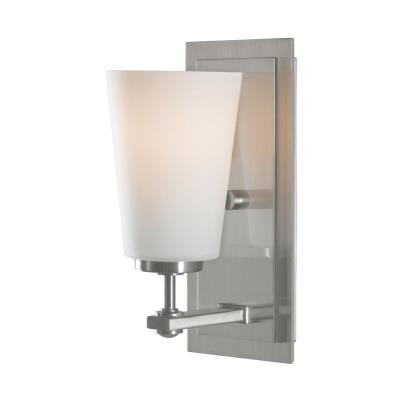 Feiss VS14901-BS Sunset Drive - One Light Vanity