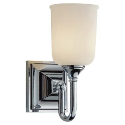 Feiss VS27001-CH Harvard - One Light Bath Bar