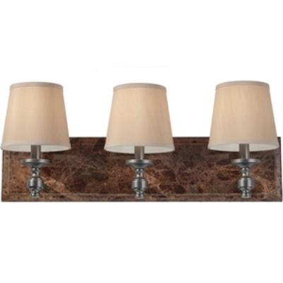 Feiss VS34003-PORB Carrollton - Three Light Bath Vanity