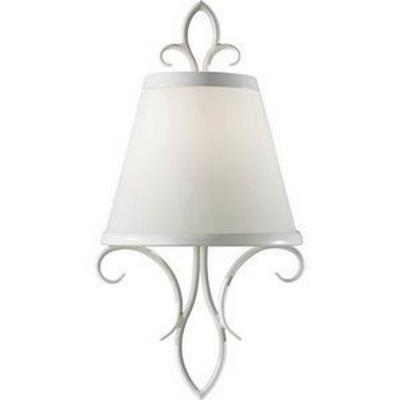 Feiss WB1486SGW Peyton Saltspray - One Light Wall Sconce