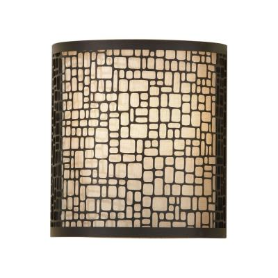Feiss WB1564LAB Joplin - One Light Wall Sconce