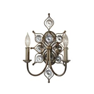 Leila - Two Light Wall Sconce