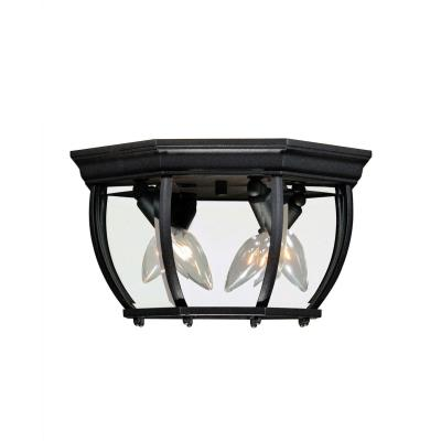 Savoy House 07038-BK Flush Mount