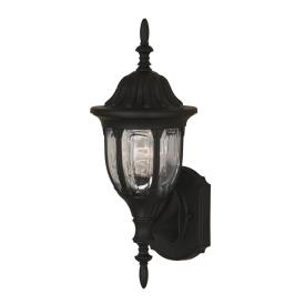 Savoy House 07068-BLK One Light Outdoor Wall Lantern